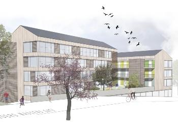 Borettslaget - Ung i Tønsberg|Norske Byggeprosjekter