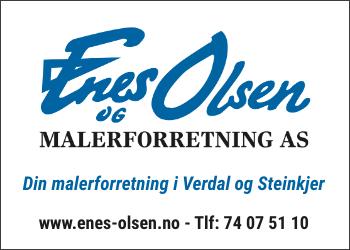 Enes og Olsen Maler