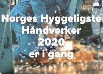 Gi din stemme til norges hyggeligste håndverker