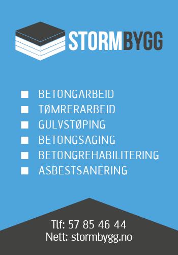 Stormbygg - Solid håndverk for bygg og anlegg
