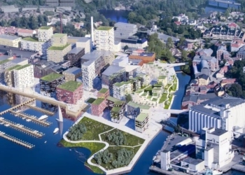 Verket - Støperiet|Norske byggeprosjekter