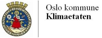 Klimaetaten - Oslo kommune