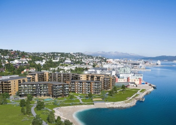 Bjerkaker Sjøpark| Norske Byggeprosjekter