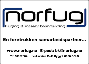 Norfug AS - Jordal Amfi