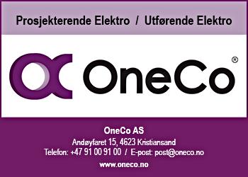 OneCo Prosjekterende Elektro|Mandal Hotell