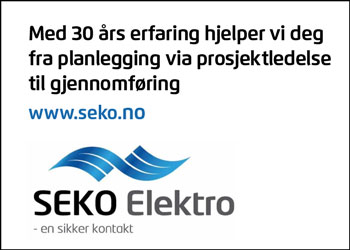 Seko Elektro AS|Klimahuset - Botanisk Hage