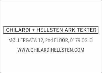 Ghilardi+Hellsten Arkitekter AS