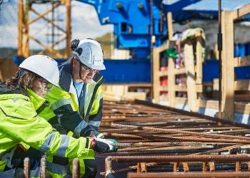 Sammen om mer bærekraft i anleggssektoren
