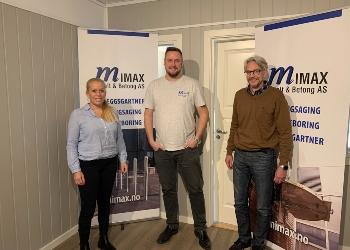Mimax signerte rammeavtale med Seltor