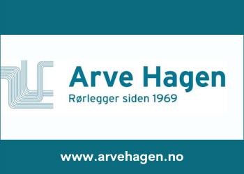 Rørlegger Arve Hagen