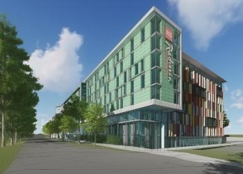 AF Gruppen skal utvide Gardermoen Park Inn Hotell