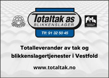 Totaltak AS er en totalleverandør av tak, blikkenslagertjenester og boligventilasjon i Vestfold