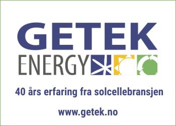 Getek - Solceller