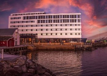 Scandic Hotell Sortland - Norske byggeprosjekter