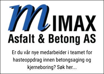 Mimax-ledig stilling haseteam