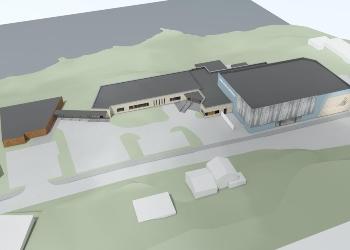 Terråk Skole og flerbrukshall Norske Byggeprosjekter