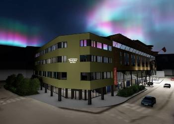 Consto Utvider Thon Hotel Harstad