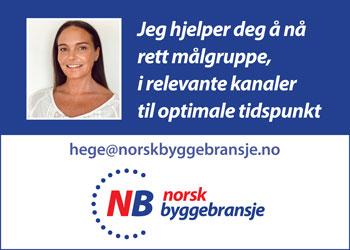 Kontakt Hege hos Norsk Byggebransje