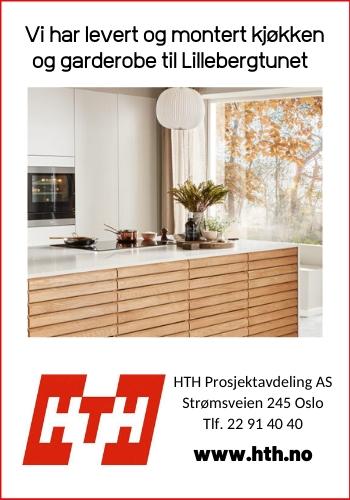 HTH Prosjektavdeling AS|Størst på kjøkken|Norske Byggeprosjekter