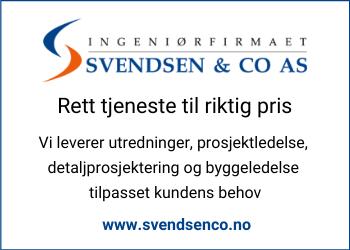 Ingeniørfirmaet Svendsen & Co AS