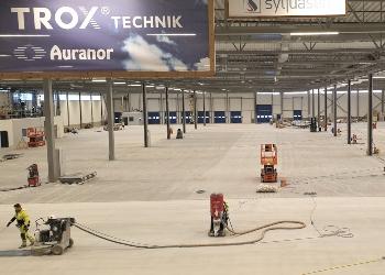 TROX Auranor -Mohagenny fabrikk