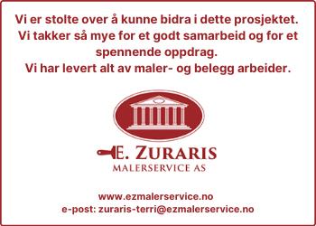 E.Zuraris Malerservice as |Norske Byggeprosjekter