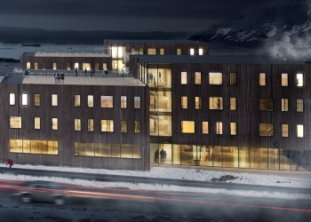 Consto Bygger på Svalbard