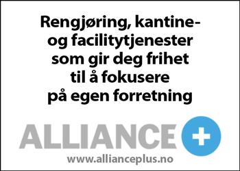 Alliance plus Byggvask
