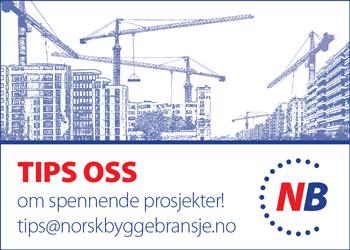 Tips oss om Norske Byggeprosjekter