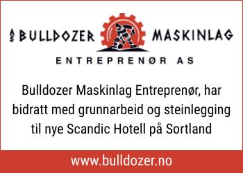 BULLDOZER MASKINLAG AS