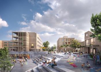 Oksenøya|Veidekke Arkitema Architects