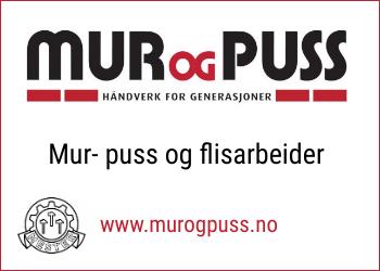 Mur og Puss - Din murer i Trøndelag