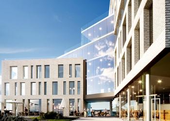 Veidekke ASA: Bygger kontorbygg i Arendal