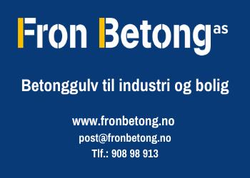 Betonggulv til industri og bolig