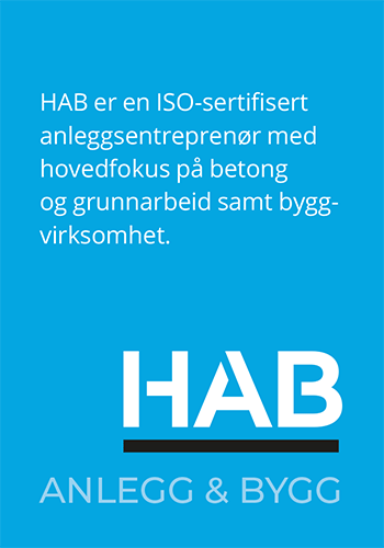 HAB Construction AS|Vi kan entreprenørskap!