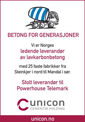 Unicon AS| Betong og mer en Betong