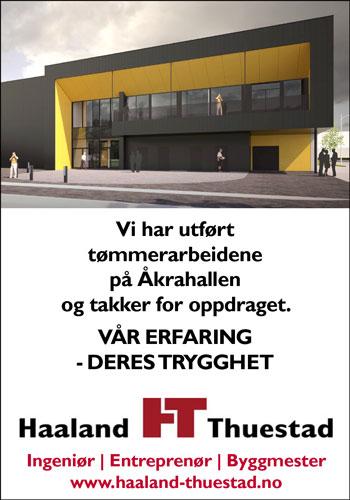Haaland & Thuestad  AS - entreprenørfirma Kopervik