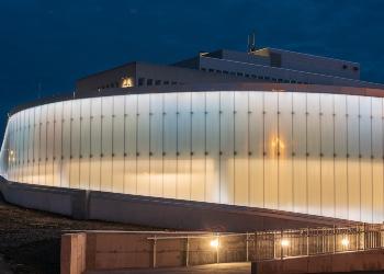 Bygarasje Vest Unikt parkeringshus i Bodø