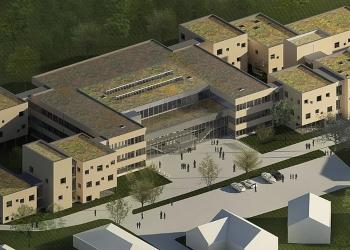 Skeiene Ungdomsskole|Norske Byggeprosjekter