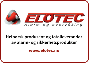 Elotec Alarmer Norske alarmselskap