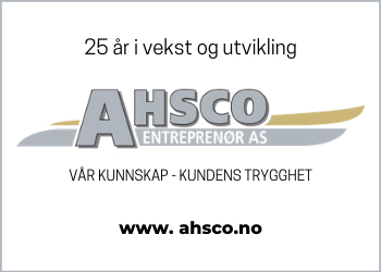 Ahsco Entreprenør AS