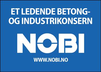 NOBI AS| LEDENDE BETONG- OG INDUSTRIKONSERN