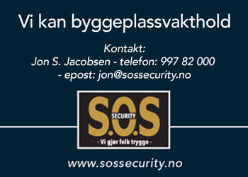 SOS Security | Vi gjør folk trygge