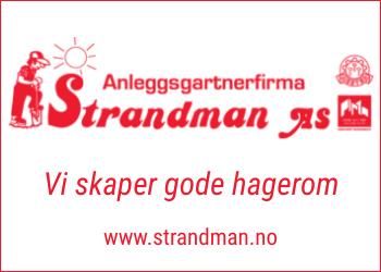 Anleggsgartnerfirma Strandman AS