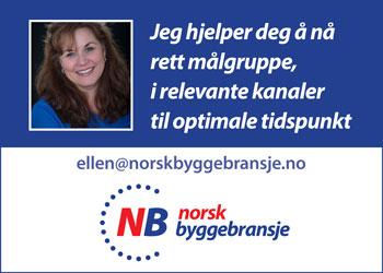 Kontakt Ellen hos Norsk Byggebransje
