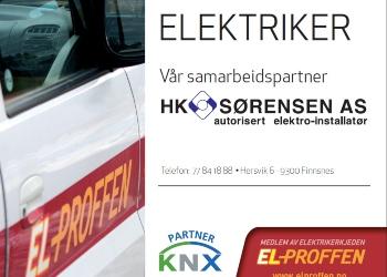 HK Sørensen AS - El Proffen