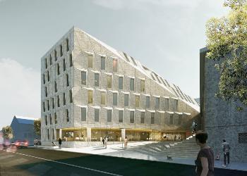 Bodø nye rådhus Norske Byggeprosjekter